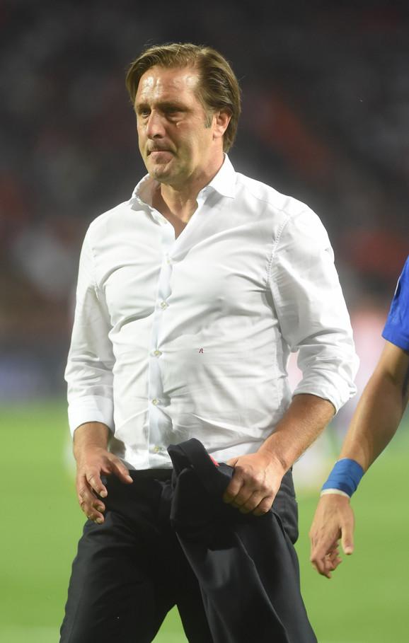 Pedro Martins, trener Olimpijakosa