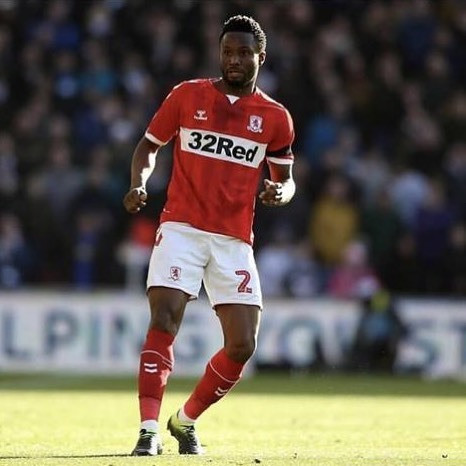 Mikel Obi was in action for Middlesbrough over the weekend  (Instagram/Mikel Obi)