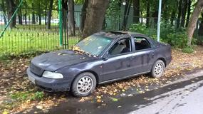 Odnalazł samochód po 20 latach