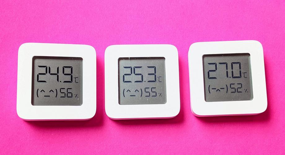Xiaomi Bluetooth Temperatur Sensor