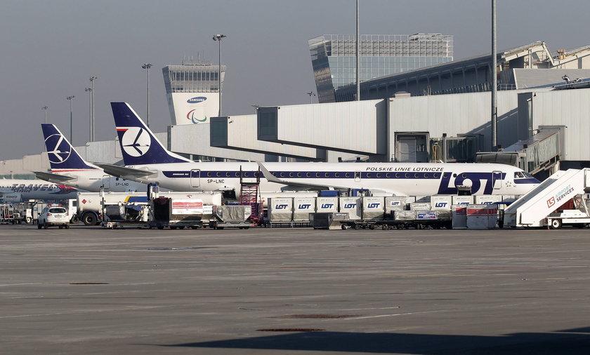 Z powodu eskalacji konfliktu w Izraelu i Strefie Gazy, odwołano loty do Tel Awiwu.