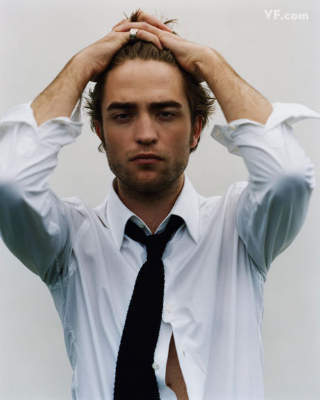 Robert Pattinson w Vanity Fair