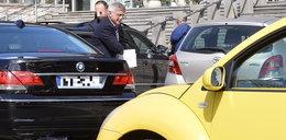 Wypadki rządowych limuzyn zaskakują? Tak jeździł były premier!