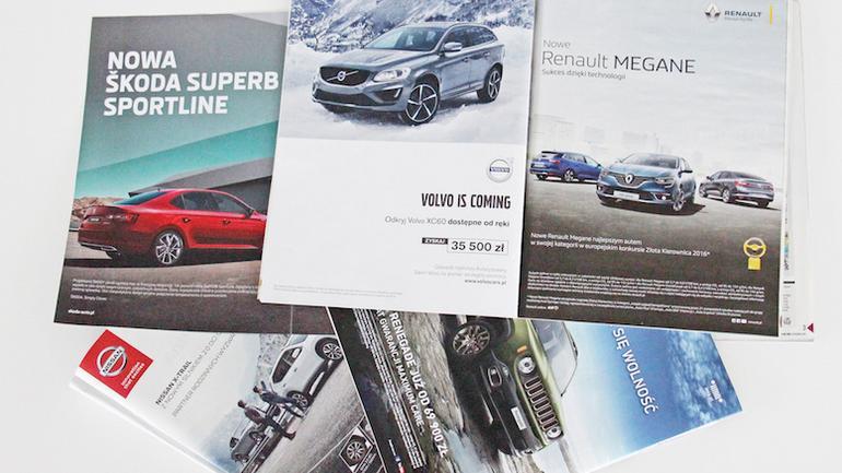 Reklama aut