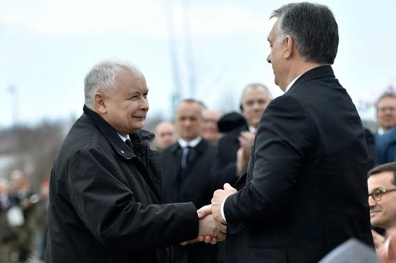 Jaroslav Kačinjski Orbana smatra jednim od najbližih saveznika