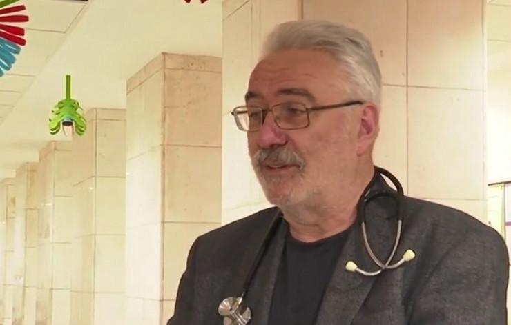 Dr Branimir Nestorović