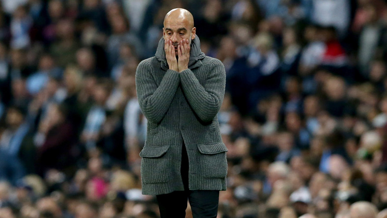 Josep Guardiola po meczu Man City - Tottenham