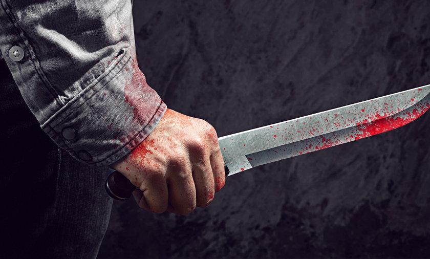 Groził nożem na przejściu granicznym