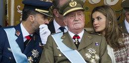 Były król Hiszpanii w tarapatach! Jego kochanka zaczęła sypać