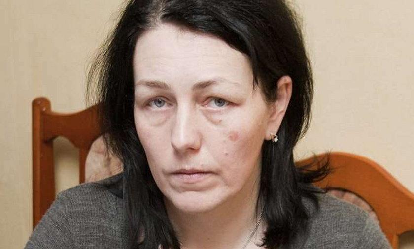 Babcia Madzi płacze i wspomina złą synową