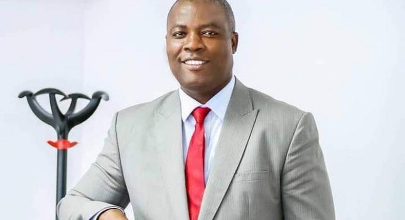 BOST MD, George Mensah Okley