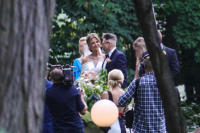 Krzysztof Rutkowski i Maja Plich wzięli ślub