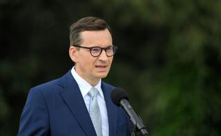 Premier: Migranci legalnie znaleźli się na terytorium Białorusi i to ona jest za nich odpowiedzialna