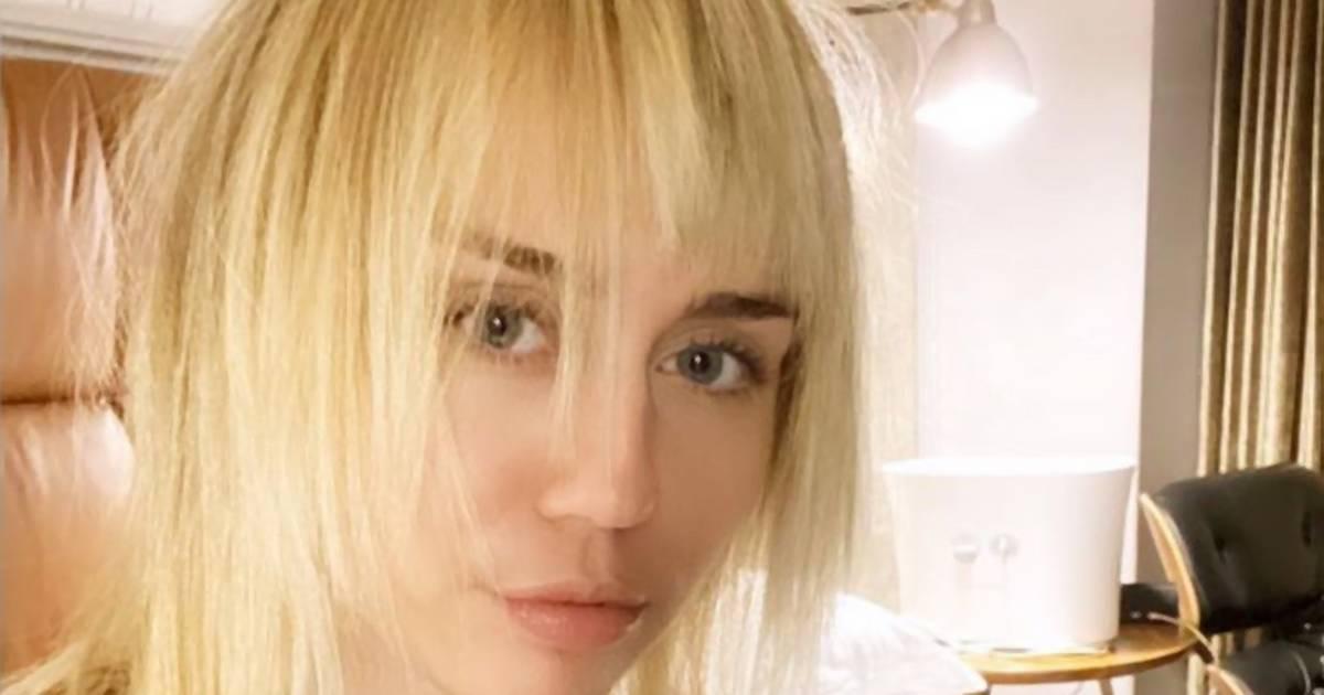 Miley Cyrus trägt jetzt Vokuhila – und die Leute halten nicht viel davon