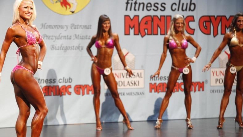 Zawodniczki na Mistrzostwach Świata Kobiet i Mężczyzn 2012 w Białymstoku