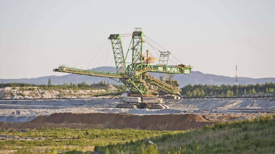 Polska otrzymała karę za niezaprzestanie wydobywania węgla brunatnego w kopalni Turów
