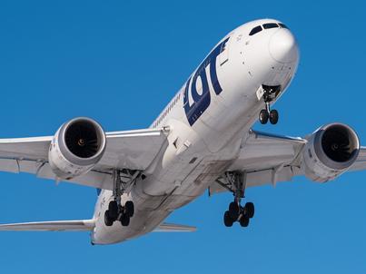Do końca marca 2018 r. jeden z Dreamlinerów będzie obsługiwał połączenia czarterowe do Brazylii