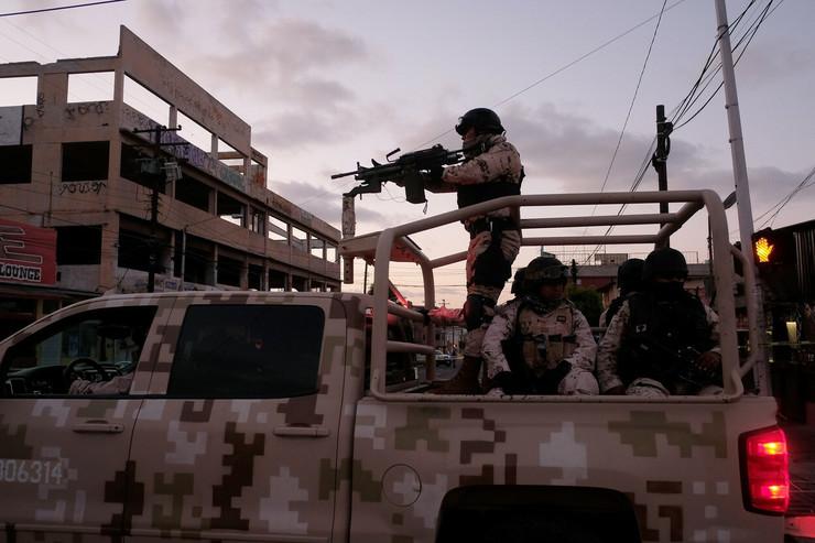 meksiko vojska