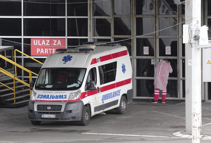 Arena prvi pacijenti Foto Vladimir Zivojinovic (2)