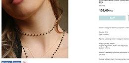 Czy katoliczka może nosić taką biżuterię?! Burza w sieci!