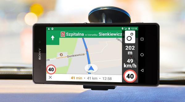 Rysiek i Google Maps