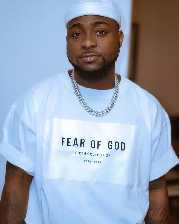 There are unconfirmed reports that Davido has been arrested in Dubai for allegedly inflicting injuries on a supposed fan's head. [Instagram/davidoofficial]