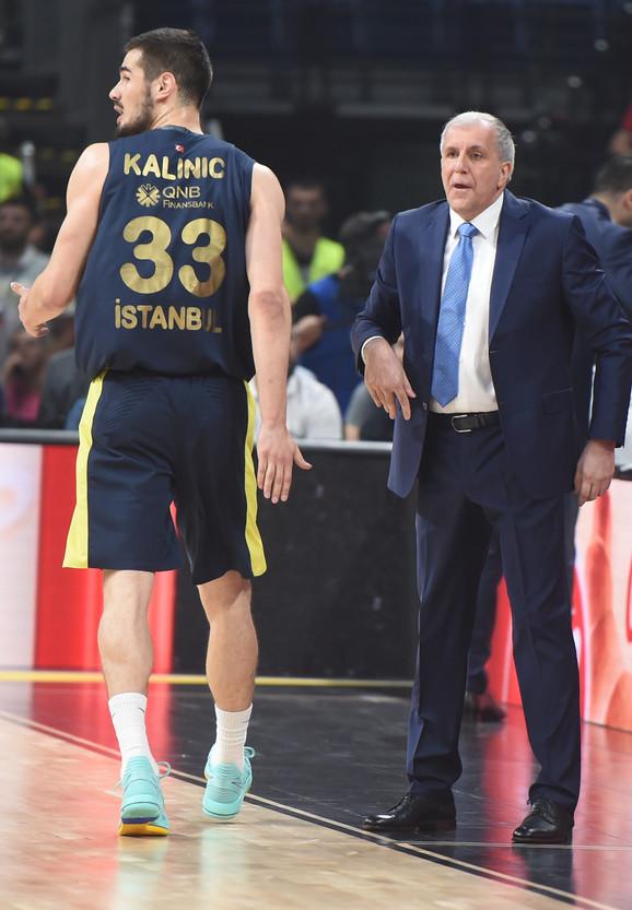 Nikola Kalinić i Željko Obradović