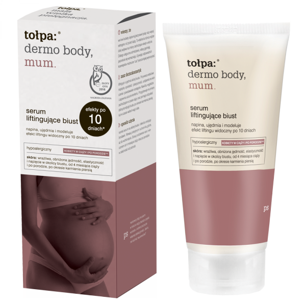 Tołpa Dermo Body Mum – Serum liftingujące biust