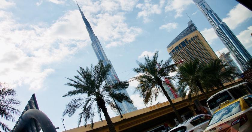 Wokół Burj Khalifa wyrosła śródmiejska dzielnica handlowo-usługowo-biurowa. Wartość projektu City 2.0 to około 20 mld dol.