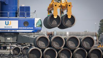 Oto powody, dla których Joe Biden boi się uderzać w Nord Stream 2