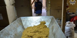 Zarekwirowali 1,5 tony tytoniu