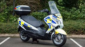 Czyste bezpieczeństwo - wodorowe skutery dla brytyjskiej policji