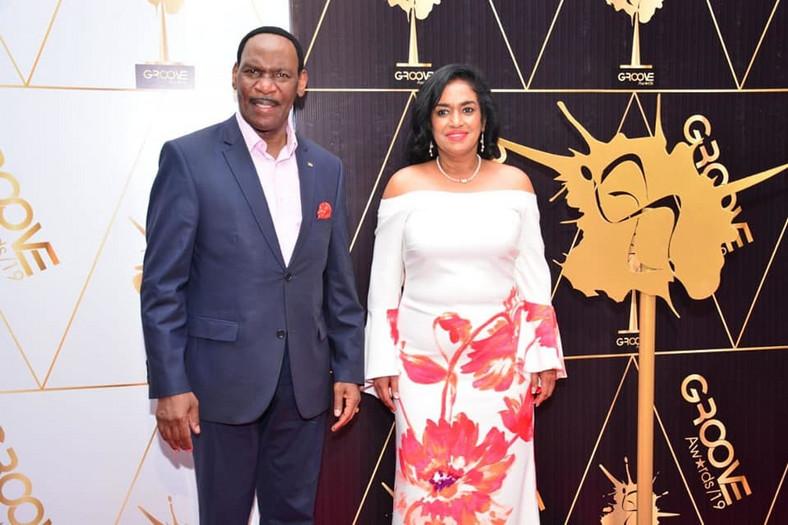 Ezekiel Mutua and Esther Passaris (Courtesy)