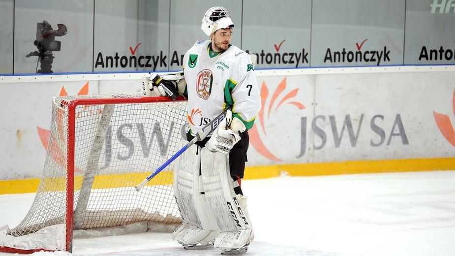 Bramkarz sezonu PHL -  Patrik Nechvátal