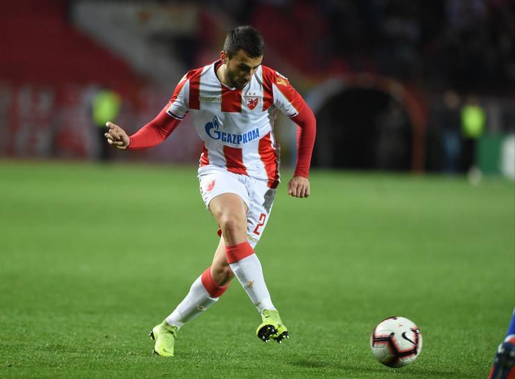 FK Crvena zvezda, Milan Gajić