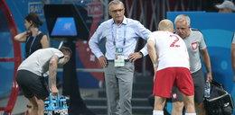 Rozgoryczenie, złość i żal. Trener i piłkarze komentują przegrany mecz