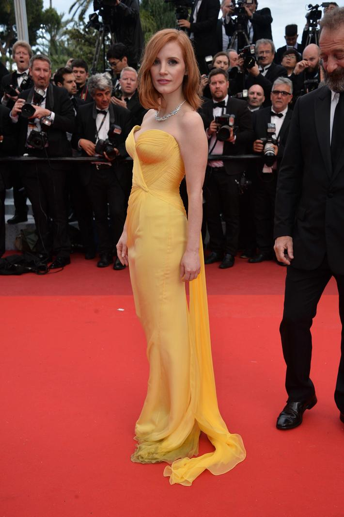 Cannes Opening Ceremony 5