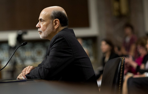 Szef Fed Ben S. Bernanke.