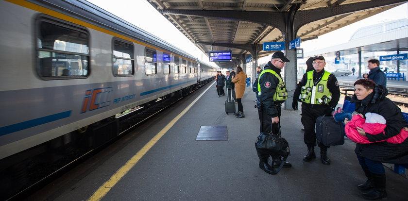Będzie więcej pociągów na trasie Poznań-Warszawa