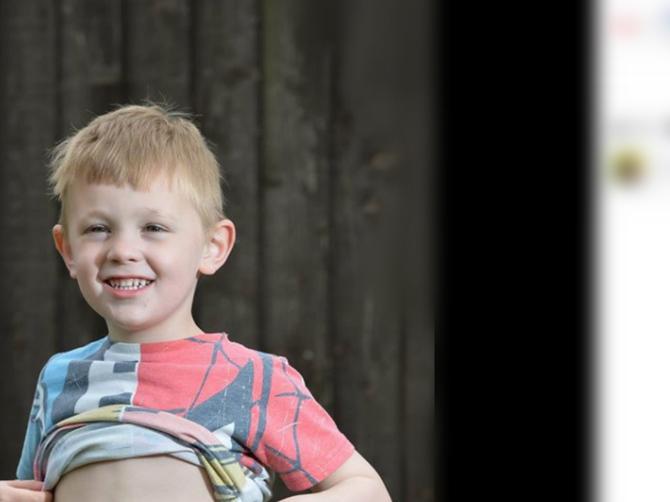 Iz škole su mi javili da mi je sin GOJAZAN: Da li vama on deluje kao DEBELO DETE?