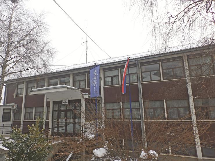 Zgrada Vodovoda u Kraljevu Foto N. Bozovic