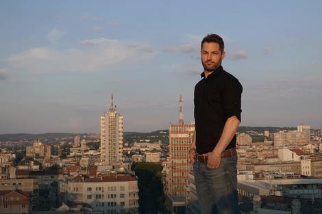 Jan obišao pola sveta, pa se skućio u Beogradu