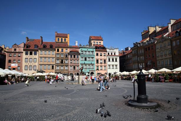 Muzeum Warszawy mieści się na Starówce