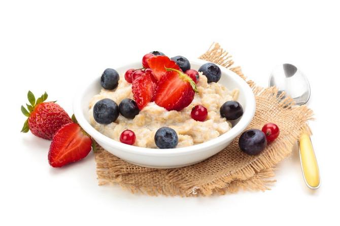 Ovsene pahuljice su idealan doručak