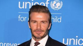 David Beckham zarabia codziennie 71 tys. funtów