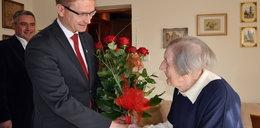 100 lat pani Barbary Blachnickiej!