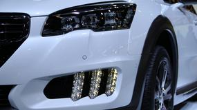 Peugeot 508 RXH - nowe terenowe kombi (Paryż 2014)