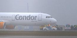 Alarm bombowy w samolocie. Na pokładzie 130 osób