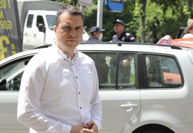 Direktor CarGo kompanije Vuk Guberinić