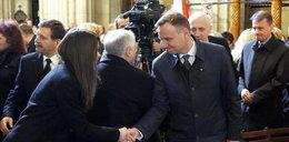 Kaczyńska i Duda pogodzili się dla dobra kampanii